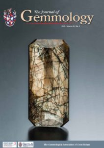The Journal of Gemmology, 34(8), 2015The Journal of Gemmology, 34(8), 2015
