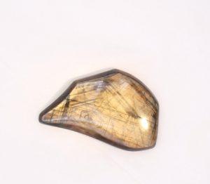 Gold Sheen Sapphire Collectors Piece 223.9 Carat