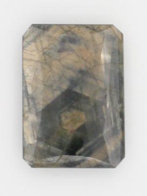 Gold Sheen Sapphire Collectors piece full hex pattern