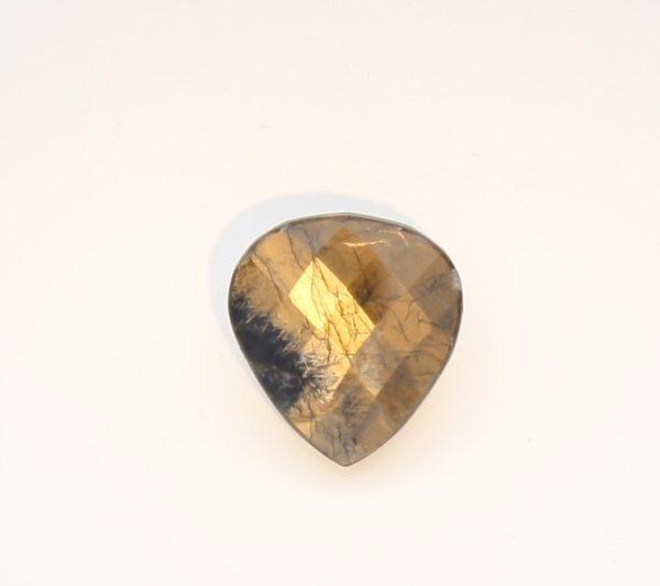 Gold Sheen Sapphire Gemstone