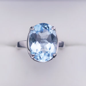 aquamarine ring 10.2ct