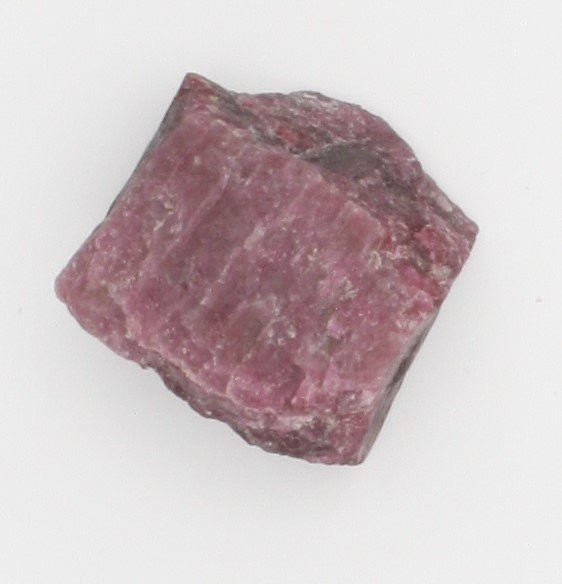 Ruby Rough Unheated no treatment