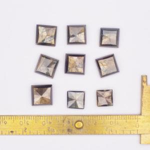 gold sheen sapphire parcel
